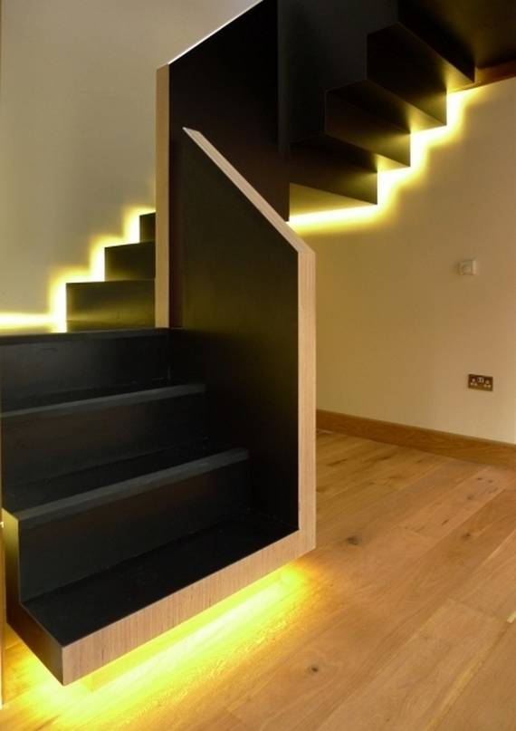 Ideas DIY escaleras 12