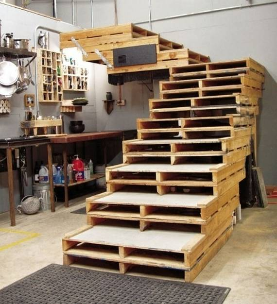 Ideas DIY escaleras 15