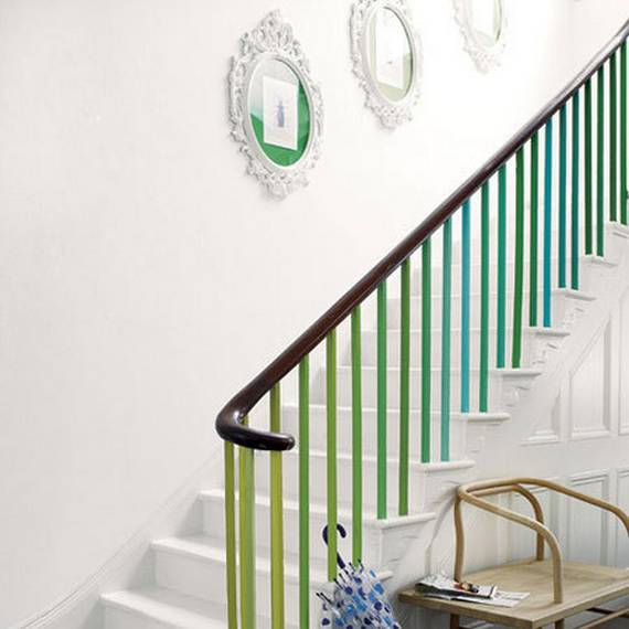 Ideas DIY escaleras 18