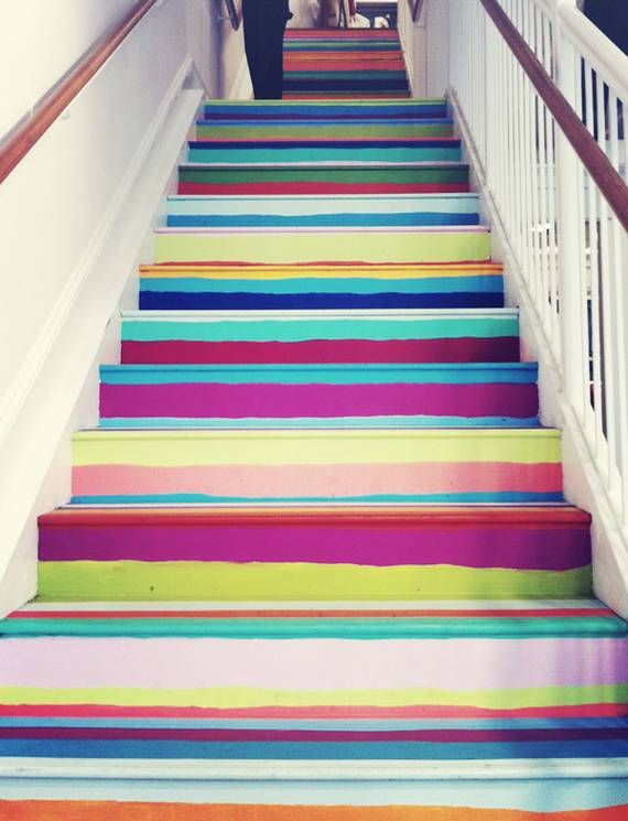 Ideas DIY escaleras 2