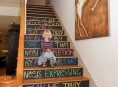 imagen 23 ideas DIY para decorar las escaleras