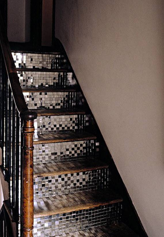 Ideas DIY escaleras 22