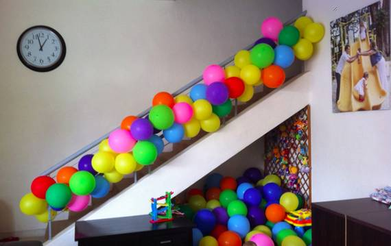 23 ideas diy para decorar las escaleras - Ideas para discotecas ...