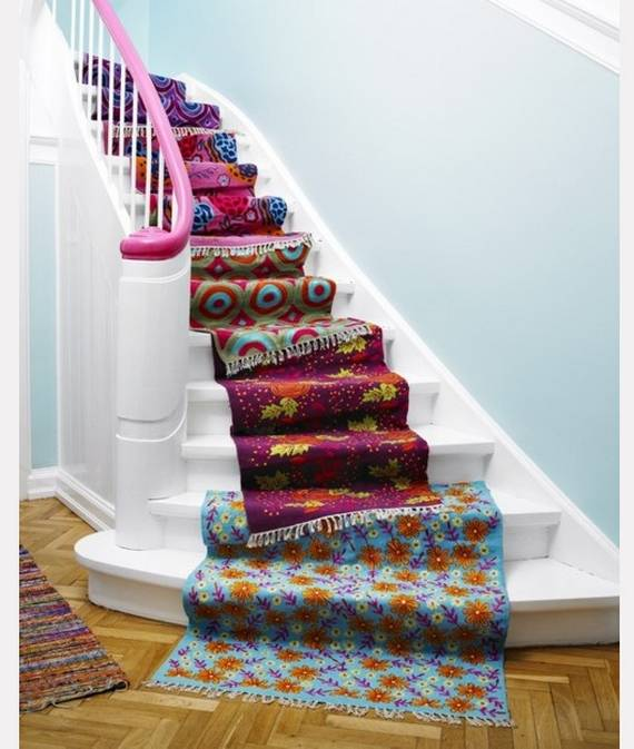 Ideas DIY escaleras 4