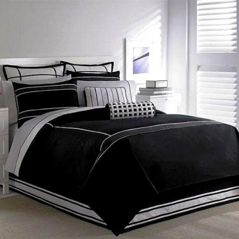 Ideas para dormitorios en blanco y negro - Dormitorios blanco y negro ...