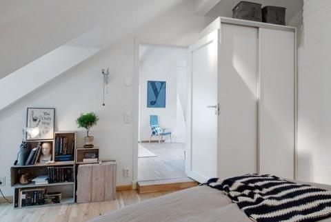 Habitaciones decoradas con madera 1