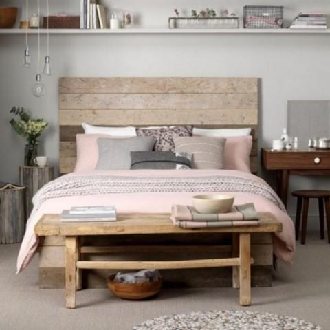 Habitaciones decoradas con madera 3