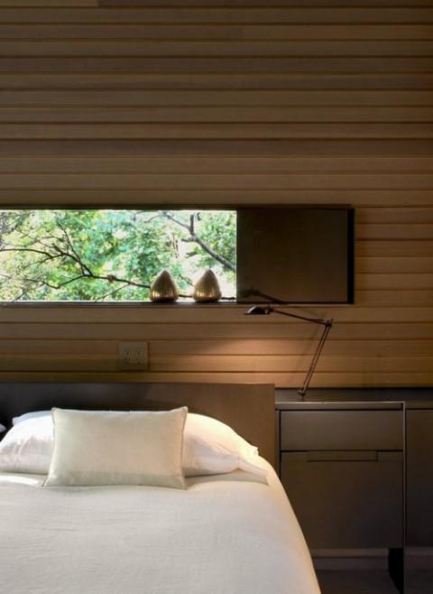 Habitaciones decoradas con madera 4