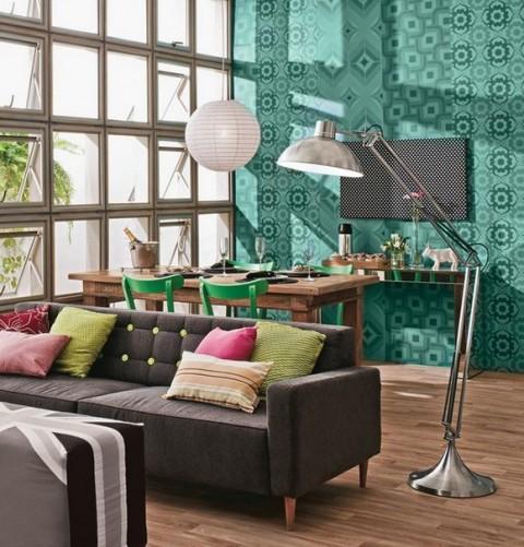 Salas pequeñas con estilo 5