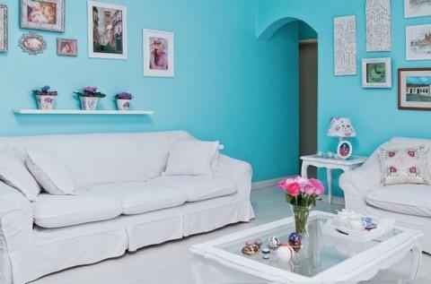 Salas pequeñas con estilo 6