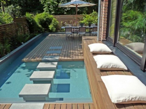 piscinas y jacuzzis urbanos