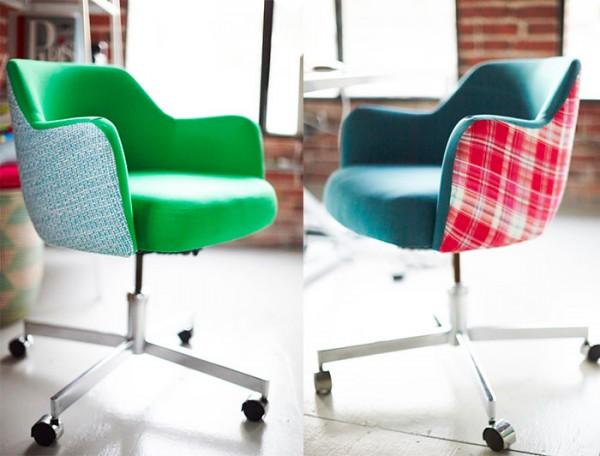 Propuesta para renovar sillas de oficina for Silla escritorio oficina
