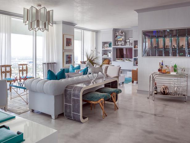 Sofisticado loft con estilo - Lo ultimo en decoracion de interiores ...