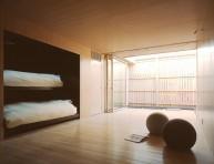 imagen El minimalismo japonés convertido en vivienda