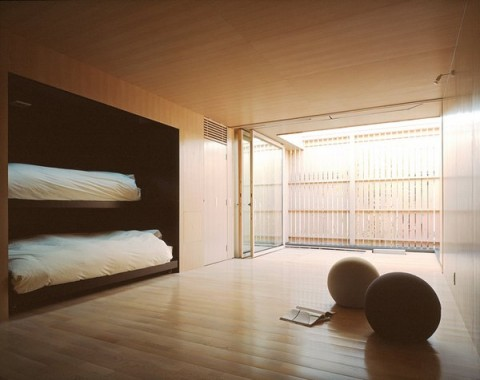 el minimalismo japon s convertido en vivienda