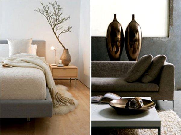 Accesorios modernos y minimalistas para decorar interiores - Accesorios para decoracion de interiores ...