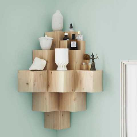 Accesorios modernos y minimalistas para decorar interiores for Adornos de pared modernos