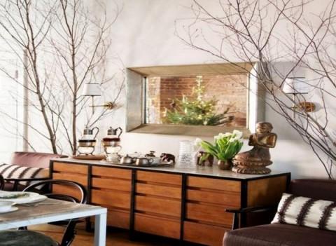 Arboles Y Ramas Para Decorar El Interior - Ramas-de-arboles-para-decoracion