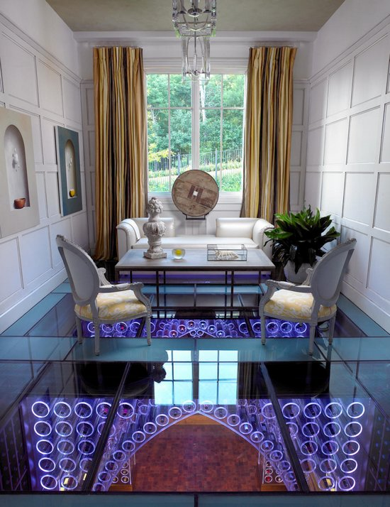 Decoracion Gotica Interiores ~ Pool House , una casa con inspiraci?n g?tica