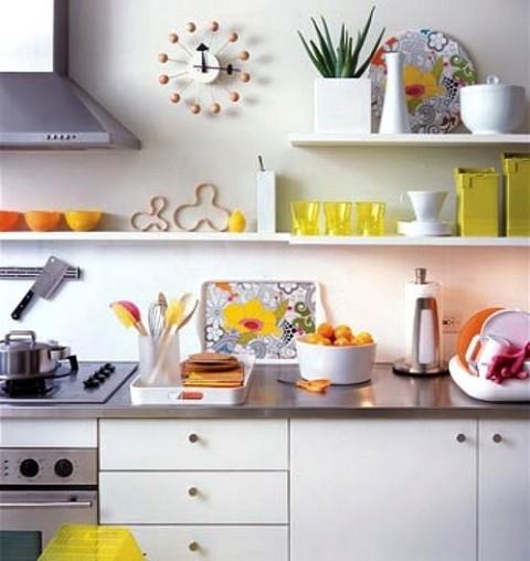 Cocinas con detalles pop 2