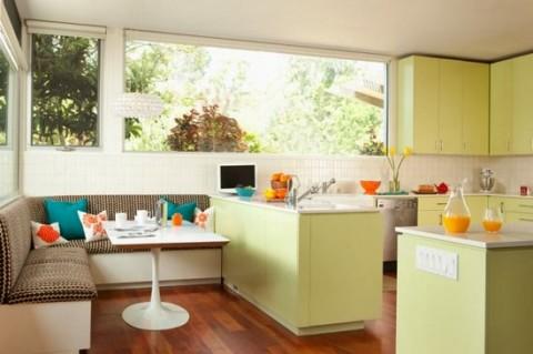 Cocinas con detalles pop 5