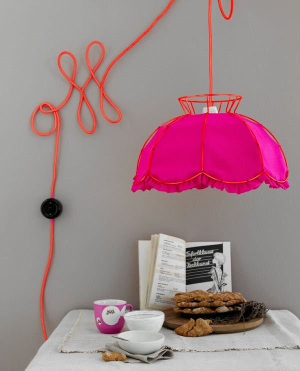 Decorar con cables 1