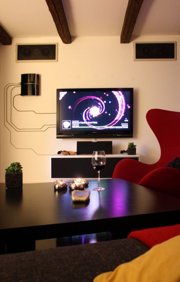 Decorar con cables 10