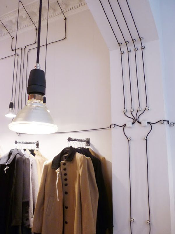 Decorar con cables 3