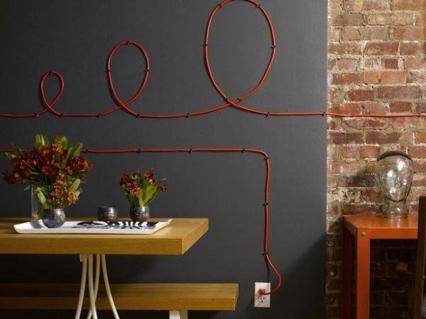 Decorar con cables 4