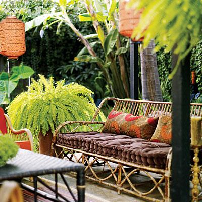 Jardín de estilo asiático 2