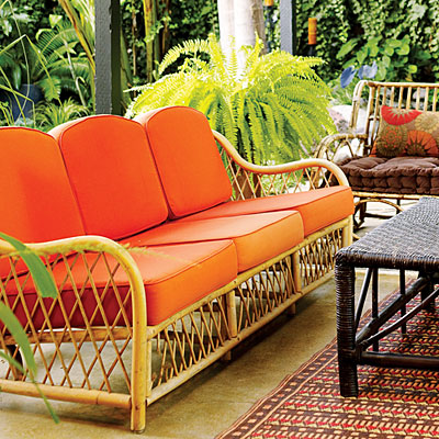Tips para dise ar un jard n al estilo asi tico - Cojines para sillones de jardin baratos ...