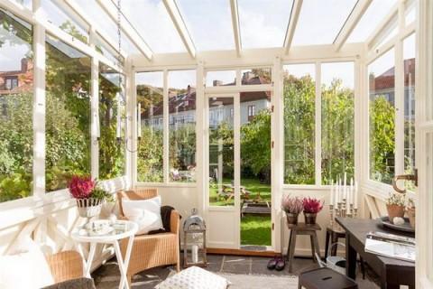 Una galer a de exterior de estilo vintage - Furnish decorador de interiores ...
