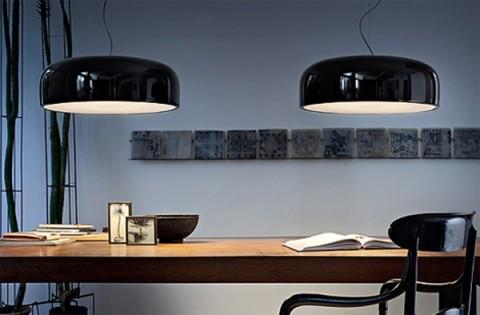 Lámparas como objetos decorativos 5