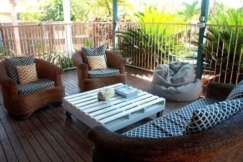 Ideas para reciclar muebles y objetos para el exterior - Ideas reciclar muebles ...