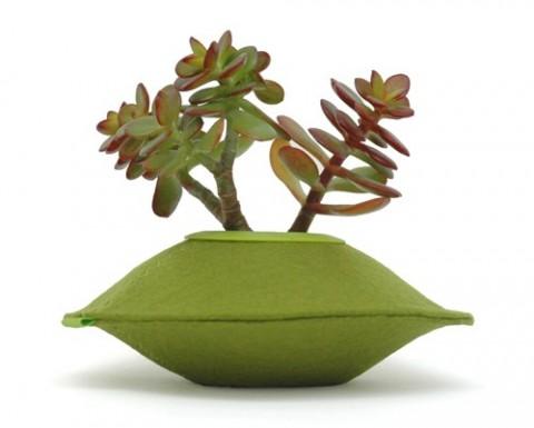 Decorativas jardineras de material reciclado - Jardineras decorativas ...