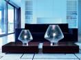imagen Elegantes lámparas de cristal de Murano