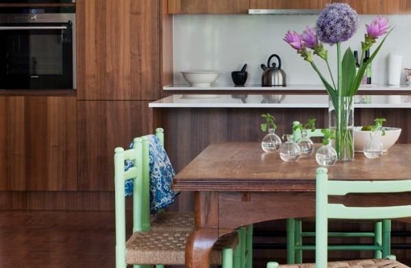 Apartamento minimalista - retro 1