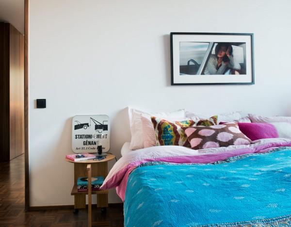 Apartamento minimalista - retro 5