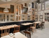 imagen Un restaurante en Bucarest con encanto vintage