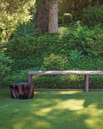 Tipos de pisos para tu jard n for Tipos de cesped natural para jardin