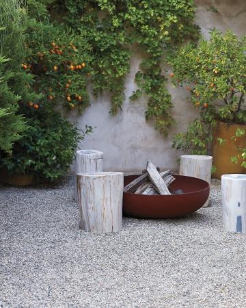 Tipos de pisos para tu jard n for Pisos para patios pequenos