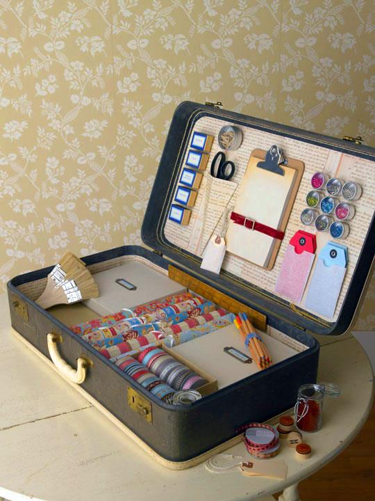 Ideas de almacenamiento para un cuarto de manualidades - Ideas para manualidades ...