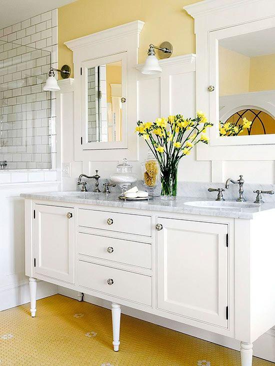Decorar Baño Color Amarillo:El amarillo puede decorar tu baño Artículo Publicado el 29042014