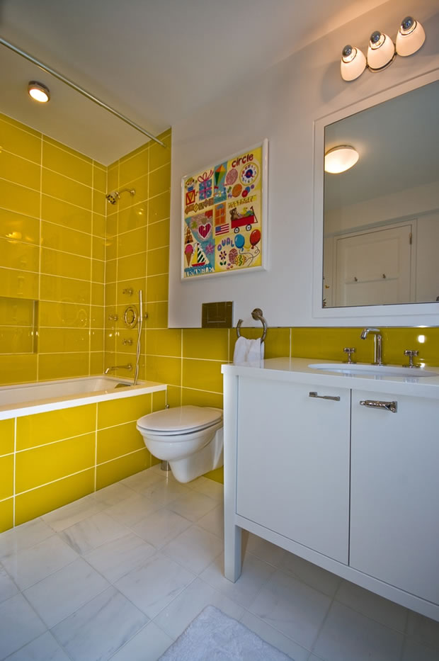 Decorar Baño Amarillo:El amarillo puede decorar tu baño Artículo Publicado el 29042014
