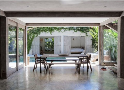 Villa tropical brasilera 2