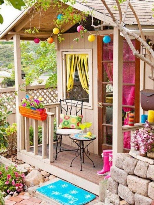 juegos de decorar interiores de casas grandes : juegos de decorar interiores de casas grandes:casas ideadas para que los niños tengan su propio escenario de juego