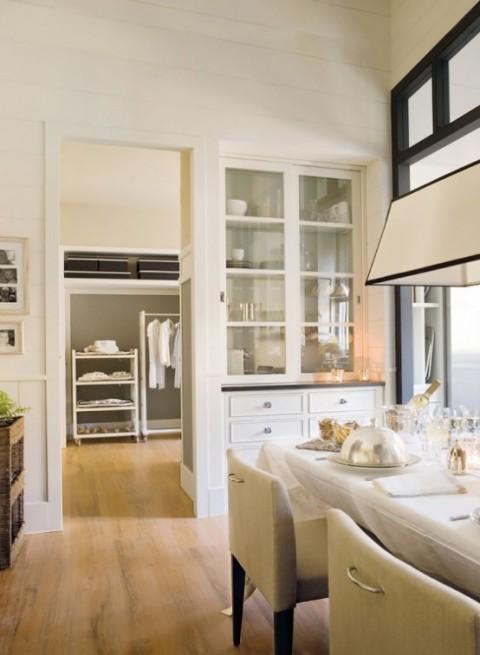 Cocina y comedor, dos espacios en uno