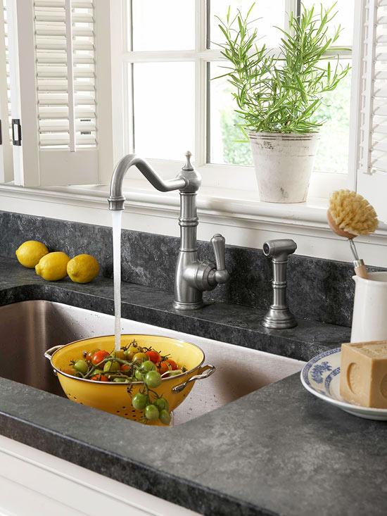 Acogedoras cocinas de estilo cottage - Estilos de cocinas ...