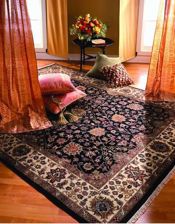 Alfombra persa 3 gu a para decorar for Decoracion persa