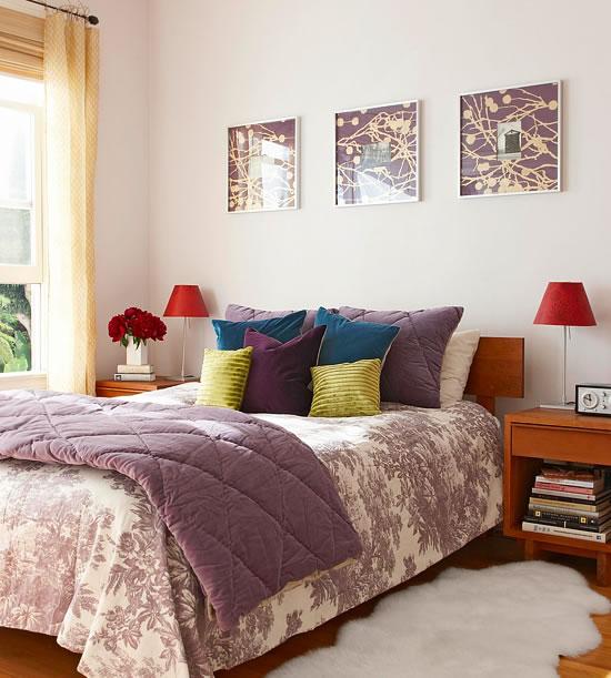 18 ideas para decorar con papel para empapelar for Papel para empapelar habitaciones
